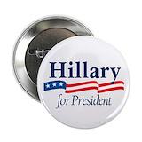 Hillary clinton Stickers & Flair