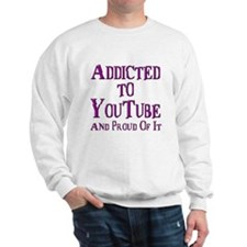 Cute Youtube Sweatshirt