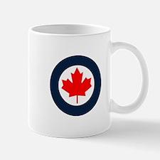 Rcaf Roundel Mug Mugs