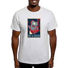 Nixon Not a Crook T-Shirt