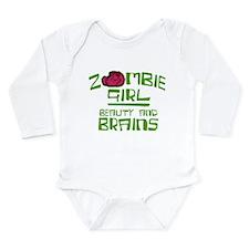 Zombie Girrl Body Suit