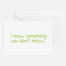 i know something you don't know card (10)
