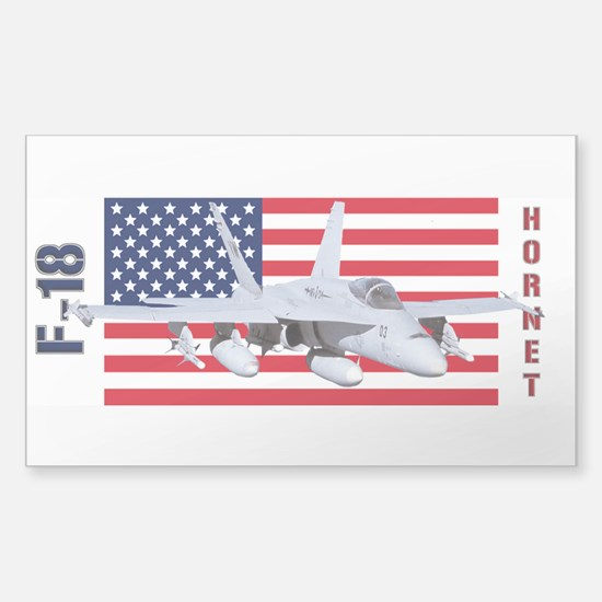 F-18 Hornet Decal