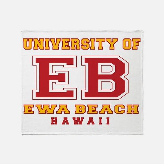UEB-10x10shirt Throw Blanket