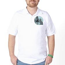 wolfmoongray T-Shirt