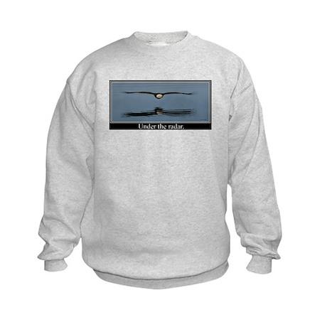 Under the Radar Kids Sweatshirt