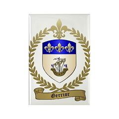 GERRIOR Family Crest Rectangle Magnet (10 pack)