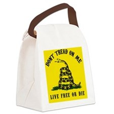 DTOM 444iPhone Canvas Lunch Bag