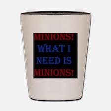 Minions_journal Shot Glass