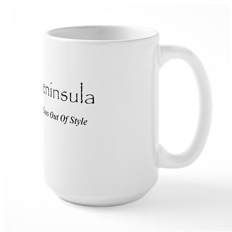 Flannel.gif Large Mug