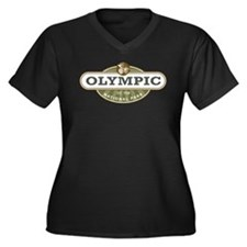 Olympic National Park Plus Size T-Shirt