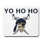 Yo Ho Ho Mousepad