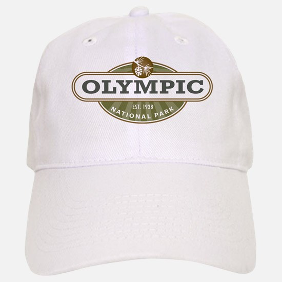 Olympic National Park Baseball Cap