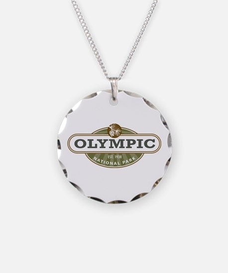 Olympic National Park Necklace