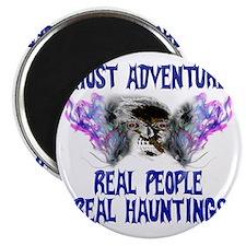 Ghost Adventures BlueT-Shirt Magnet