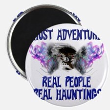 Ghost Adventures BlueT-Shirt Magnet