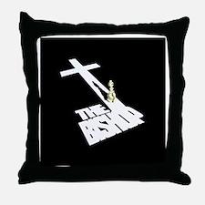 BISHOPBIG Throw Pillow