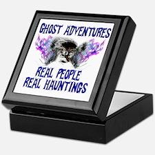 Ghost Adventures BlueT-Shirt Keepsake Box