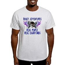 Ghost Adventures BlueT-Shirt T-Shirt