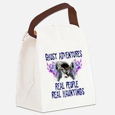 Ghost Adventures BlueT-Shirt Canvas Lunch Bag
