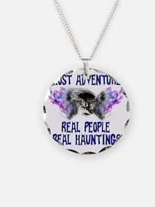 Ghost Adventures BlueT-Shirt Necklace