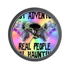 Ghost Adventures Pastel T-Shirt Wall Clock