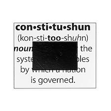Constitushun 6 Black Square Picture Frame
