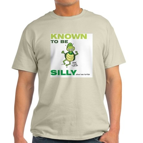 SILLY SEA TURTLE Light T-Shirt