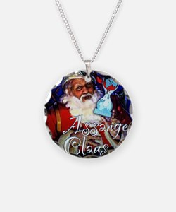 assange clause cafepress2 Necklace