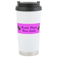 Festie Virgin Tour Guide Travel Mug