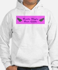 Festie Virgin Tour Guide Hoodie