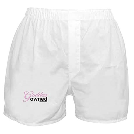 Owned and Operated Boxer Shorts