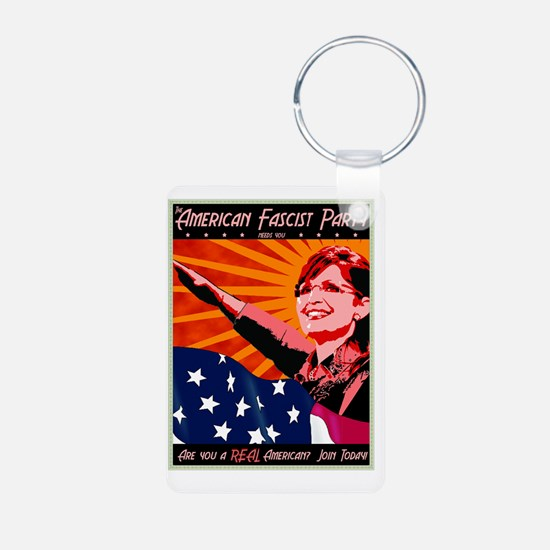 Palin Regime Keychains