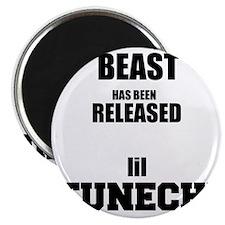 BeastTunechi Magnet
