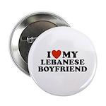 I Love My Lebanese Boyfriend Button