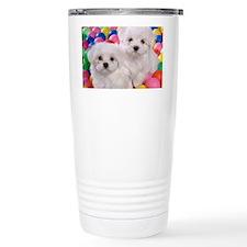 bishonFB greeting Travel Mug