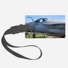 Military Plane Luggage Tag