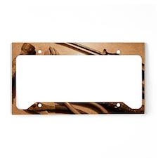 Tools License Plate Holder
