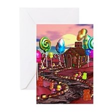 Candyland Greeting Cards (Pk of 20)