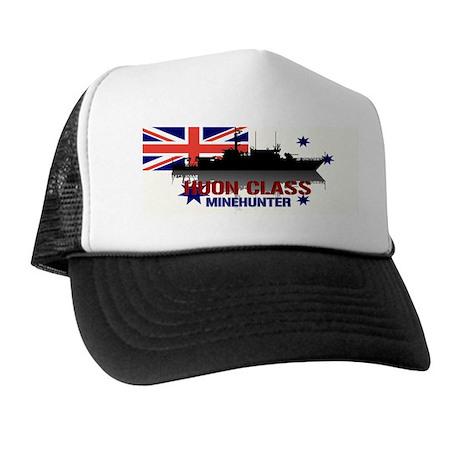 RAN HUON Class Trucker Hat