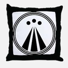 OBOD Throw Pillow
