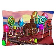 Candyland Pillow Case