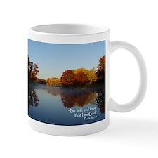 Be Still 2 Small Mug