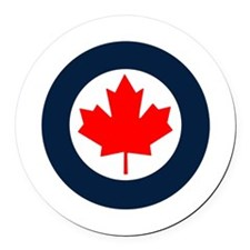 RCAF ROUNDEL Round Car Magnet