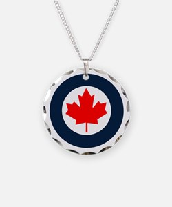 RCAF ROUNDEL Necklace