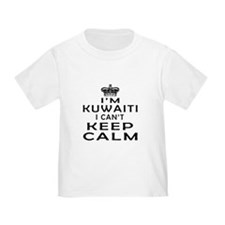 I Am Kuwaiti I Can Not Keep Calm T