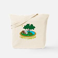 Happy4-25x5-25 Tote Bag