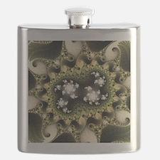 ipad_case fractal evj greeny Flask