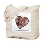Promise me Chocolate Tote Bag