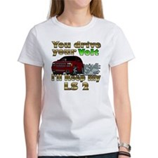 DriveyourVolt2 Tee